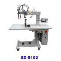 Buy cheap Hot air overlap bonding machine from wholesalers