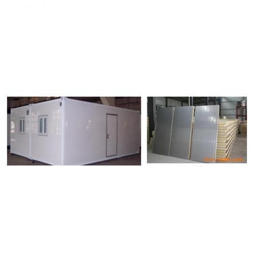 Quality PU system house PUR/PIR Insulation Panels for sale
