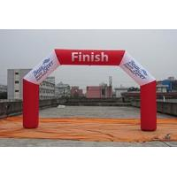 Tent Products inflatable bicycle racing event arch