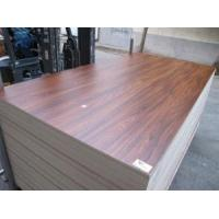 MDF Products 15mm melamined laminated MDF
