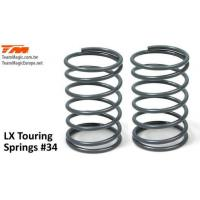 China Shocks Springs - LX Touring - 1.7mm x 5.75 coils - 13x23.5mm #34 wholesale