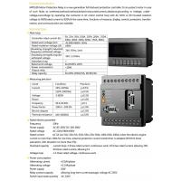China Fasteners MPD100A Motor Protection Relay on sale