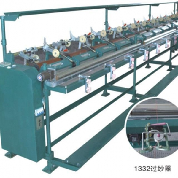 China 700g Cone to Cone Yarn Winding Machine