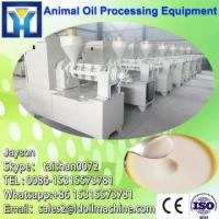 Buy cheap Hongyang palent animal oil refining machine/ oil refinery equipment from wholesalers