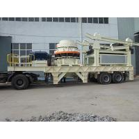 Buy cheap Mobile Cone Crushing Station from wholesalers