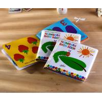 China Baby Bath Book KMT-BBB007 on sale