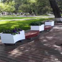 Buy cheap High Quality Benchs With Planter In The Street from wholesalers