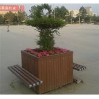 Buy cheap Outdoor Planter Bench from wholesalers