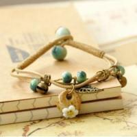 China Hand-knitted jewelry on sale