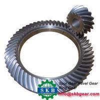 China Crown Wheel and Pinion Gear for Truck wholesale