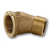 China Bronze Pipe Fittings Serial 45  Street Elbow wholesale