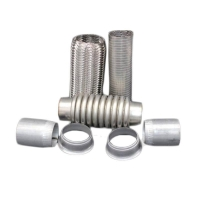 China Stainless Steel Flexible Pipe Joint Inner Interlock wholesale