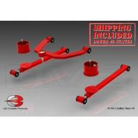 China CHOPPIN' BLOCK BOLT-IN REAR LINK SYSTEM- 61-64 CADILLAC on sale