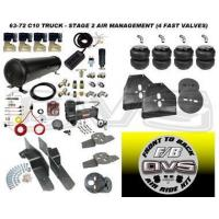 China 63-72 C10 TRUCK - STAGE 2 AIR MANAGEMENT (4 FAST VALVES) on sale