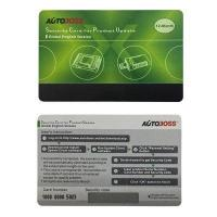 China Autoboss V30/V30 Elite Security Card Autoboss v30 One Year Online Update Card Global Version on sale