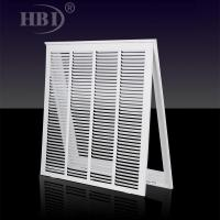 Buy cheap Steel Series 1RAF(Return Air Filter Grille with Frame) from wholesalers