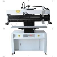 Buy cheap semi-automatic printed circuit board screen printing machine for SMT process from wholesalers