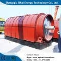China Circulating tires to fuel oil pyrolytic equipment