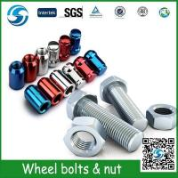 Buy cheap Wheel Bolt & Nut Type wheel rim nuts from wholesalers