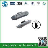 Buy cheap Passenger Spraying Zn Clip On Wheel Weight from wholesalers