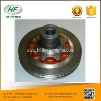 Buy cheap Deutz F4L912 diesel engine parts belt tensioner pulley from wholesalers