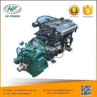 Buy cheap SY499Y-2 4-cylinder 50kw diesel engine marine from wholesalers