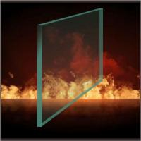 Buy cheap Monolithic fire rated glass from wholesalers