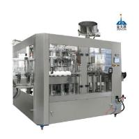 Buy cheap Glass Bottle White Wine Filling Packing Machine from wholesalers