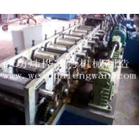China Positive Pressure Air Inlet Frame Roll Forming Machine wholesale