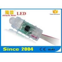Buy cheap Eco - Friendly Sign Lighting Digital LED Pixel Light 0.3Watt DIP from wholesalers