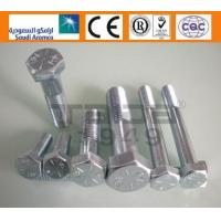 China IFI Hex Cap Bolts wholesale