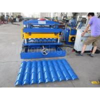 China Roof tile roll forming machine wholesale