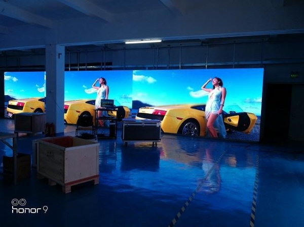 Quality LLS--P3.91 rgb indoor rental LED display screen for sale