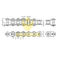 Buy cheap Heavy Series Short Pitch Roller Chains from wholesalers