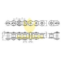 Buy cheap Standard Roller Chain from wholesalers