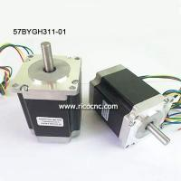 Buy cheap 1.8 Degree CNC Router DC Step Motor 2 Phase Hybrid Stepping Motor for DIY CNC Router Plasma from wholesalers