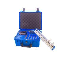 Buy cheap Clamp On Type Ultrasonic Flow Meter from wholesalers
