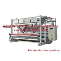 Buy cheap Wide embroidery shearing machine from wholesalers