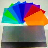 Buy cheap Stationery folder PP sheet from wholesalers
