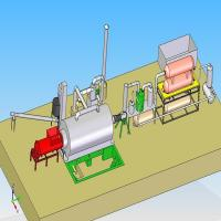 Buy cheap Semi-Continuous Tyre Pyrolysis Plant from wholesalers