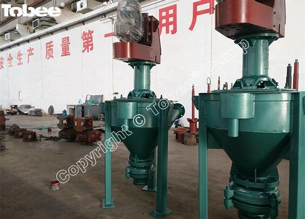 China 2Q-AF Vertical Froth Pump