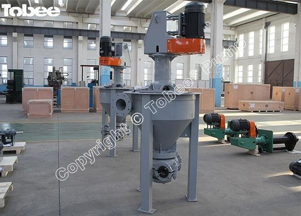 China Tobee AFR Rubber Froth Pump