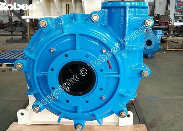 China Tobee AHR Rubber Slurry Pump