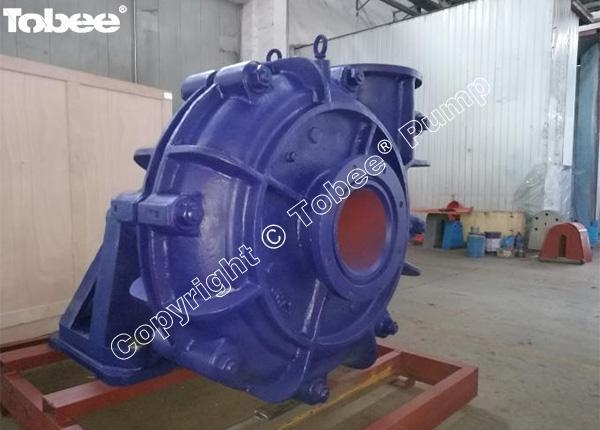 China 10x8R-M Medium Duty Slurry Pump