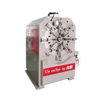 Buy cheap 12-axis Camless Wire Rotary Spring Machine from wholesalers