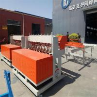 Buy cheap Tunnel manual wire threading machine from wholesalers