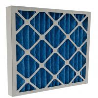 China MERV 8-11 Pleated Filter Air Filter on sale