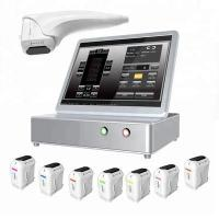 Buy cheap HIFU for facial lifting and body slimming machine from wholesalers