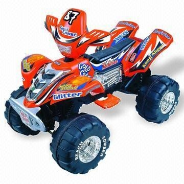 Quality Battery-Operated Toy Car for sale